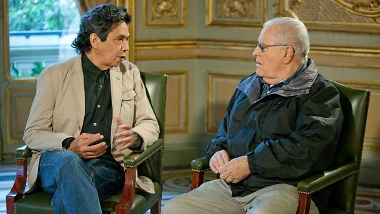 Conversatorios en Casa de América - Elizardo Sánchez y Reinaldo Escobar