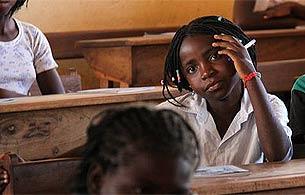 'Ellas son... África', ejemplos de mujer