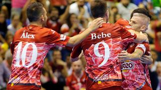 ElPozo se alza con la Supercopa de España de fútbol sala