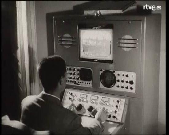 Els començaments de TVE