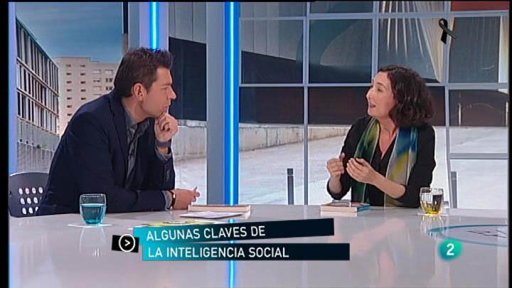 """Para Todos La 2 - Entrevista - Elsa Punset, """"El mundo en tus manos"""""""