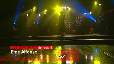 Los conciertos de Radio 3 - Eme Alfonso