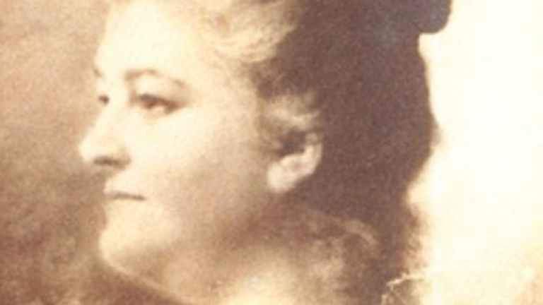 Mujeres en la historia - Emilia Pardo Bazán