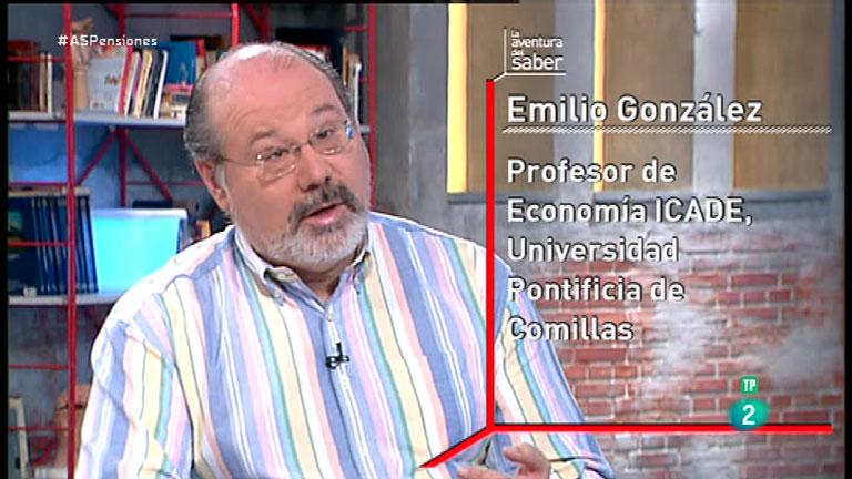 La Aventura del Saber. TVE. Emilio González