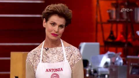 La emocionante carta de Clemente a Antonia Dell' Atte