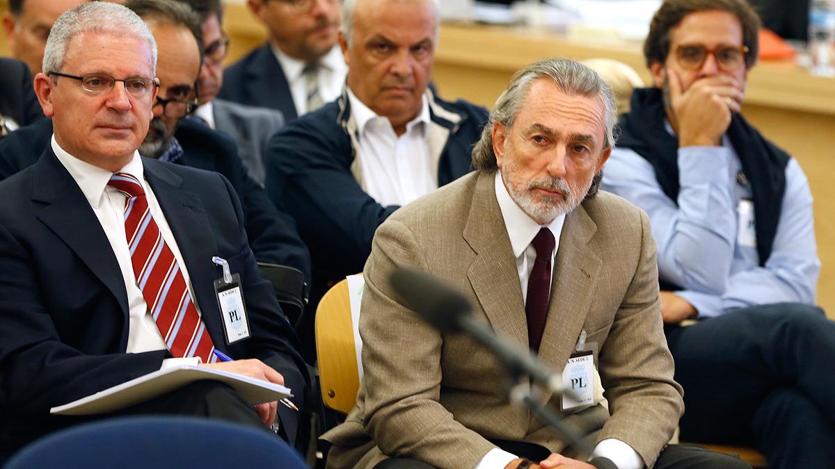 Empieza el juicio de la rama valenciana del caso Gürtel