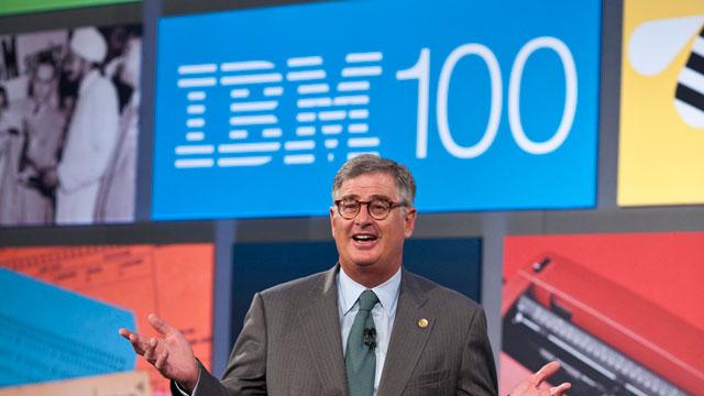 ¿Te acuerdas? - IBM cumple 100 años
