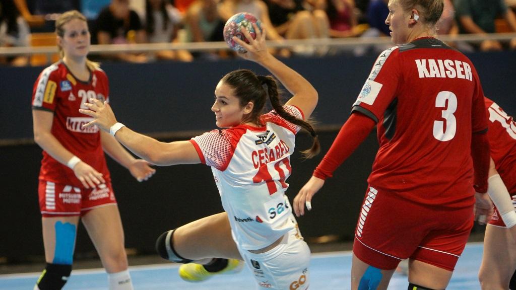 Balonmano - Encuentro Amistoso Selección Femenina: España - Austria