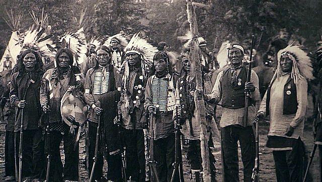 UNED - Al encuentro del Gran Espíritu. El Congreso Indio de 1898 - 09/02/18