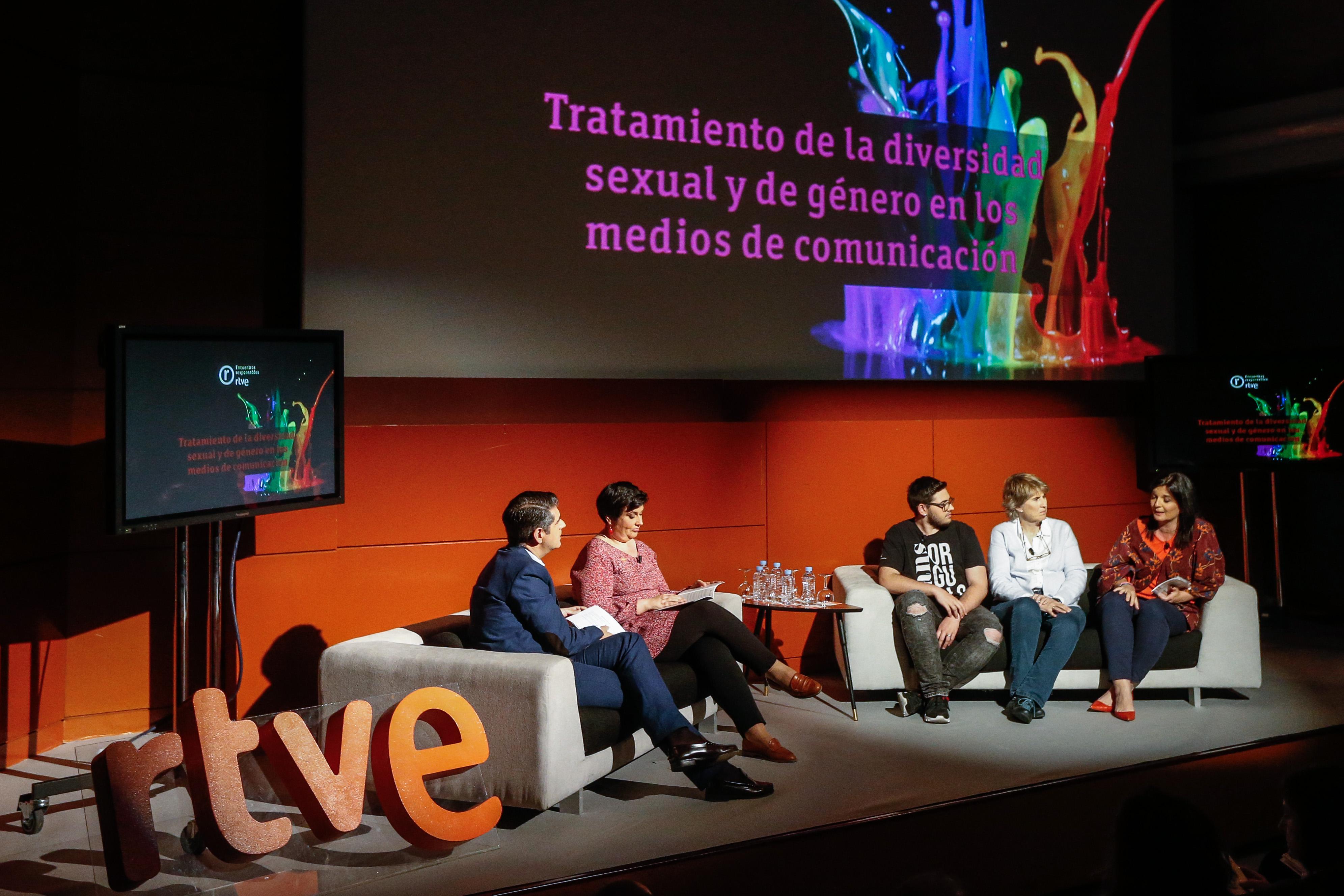 Encuentro responsable | RTVE aborda el tratamiento de la diversidad ...