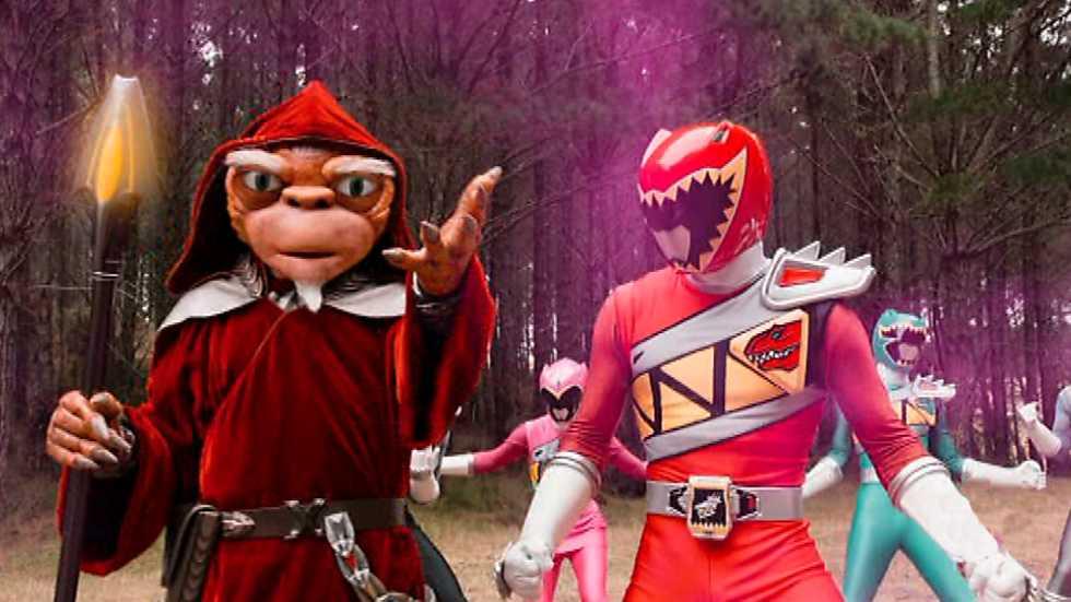 ✖ Power Rangers - Una energema más - Clan TV - RTVE.es