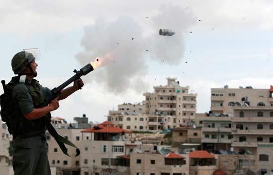 Graves enfrentamientos en Israel por el 'Día de la Ira'