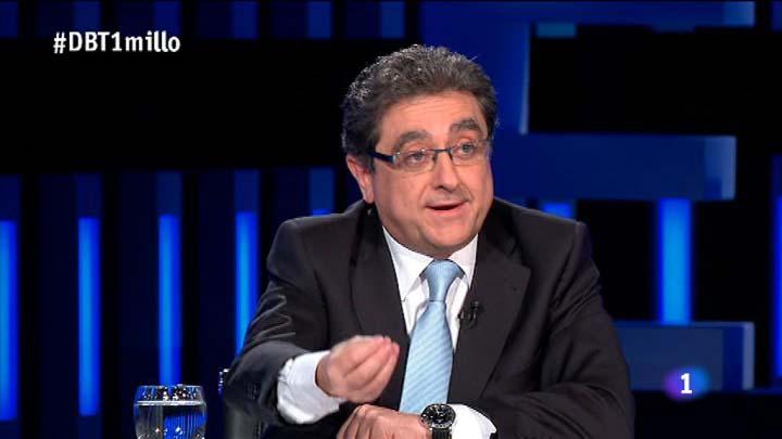 """El Debat de La 1 - Enric Millo -  """"Aviat tindrem dades d'empreses que estan marxant de Catalunya"""""""