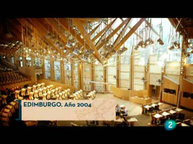 Escala 1:1 - Enric Miralles, arte y tesoros del Museo Británico