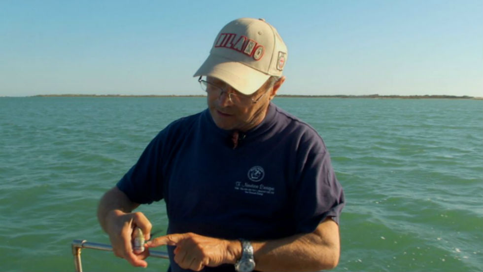 Aquí la tierra - Enrique y el arte de la pesca