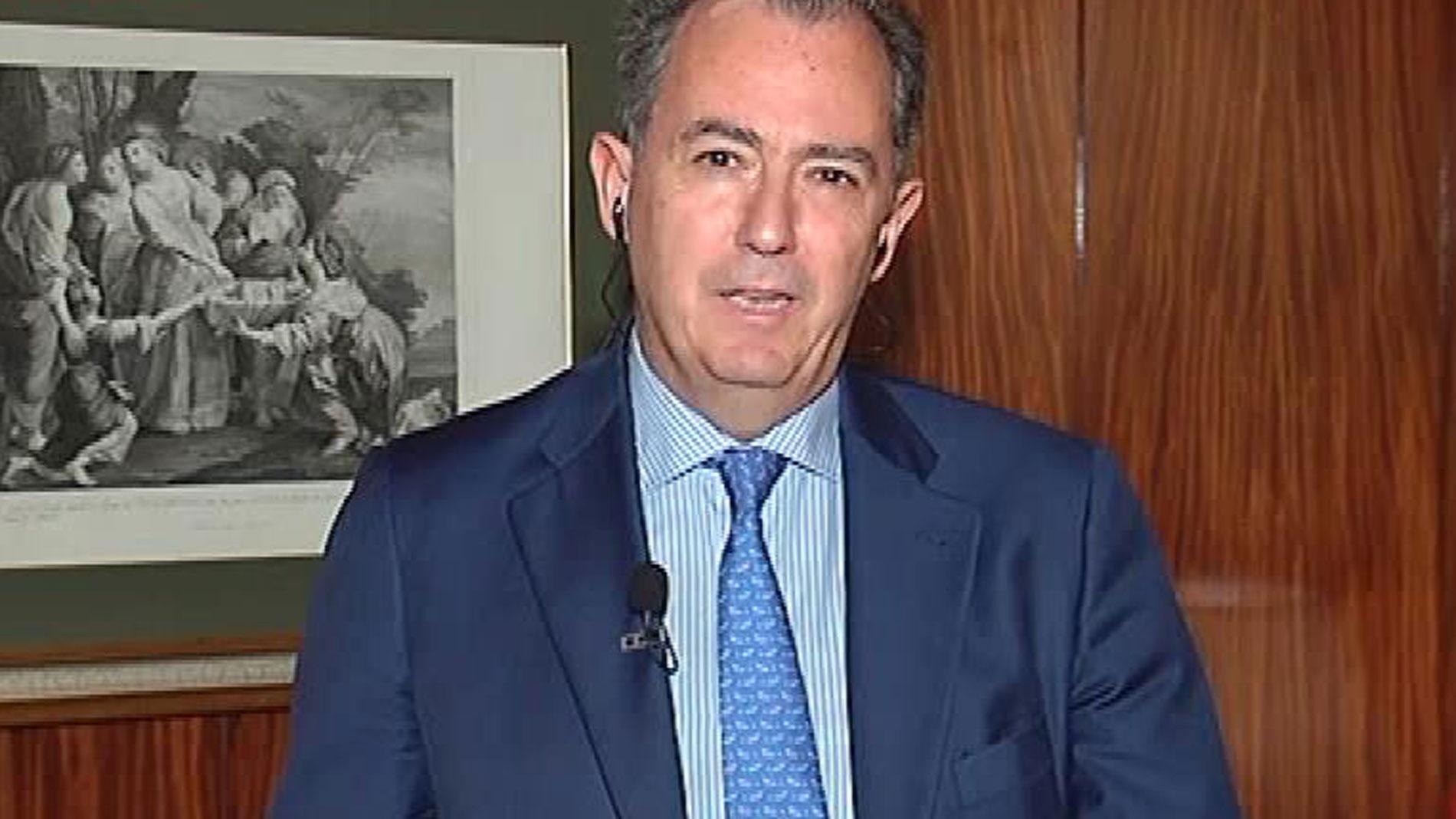 Enrique Ossorio lamenta la campaña de acoso a la que se ha visto sometida Cifuentes
