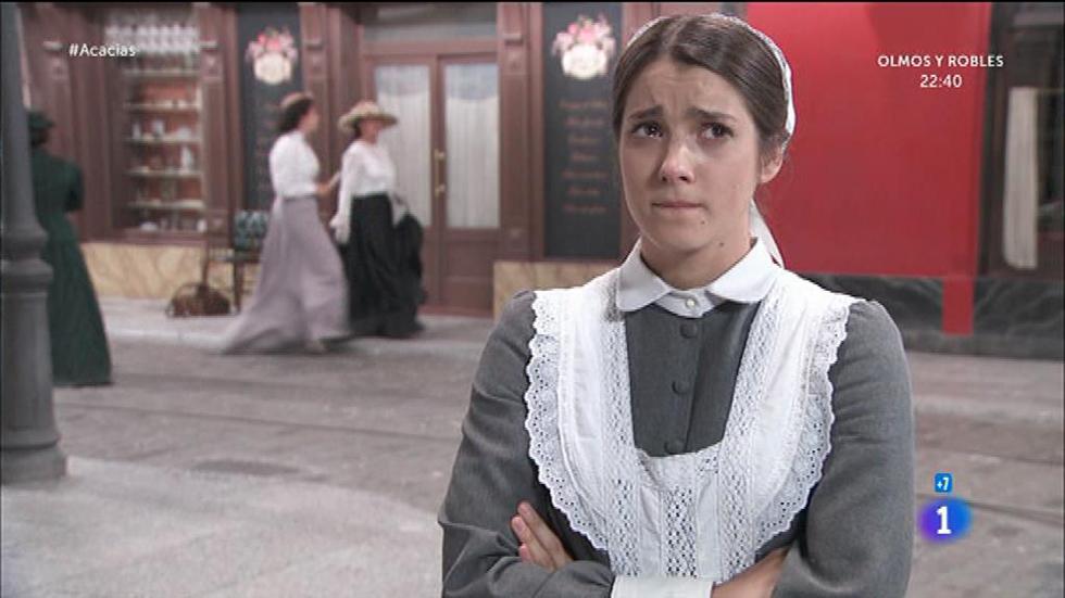 Acacias 38 - Enriqueta le pide perdón a Casilda, contándole la verdad