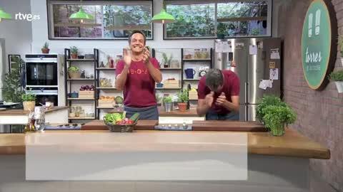 Torres en la cocina - Ensalada 'crunchy'