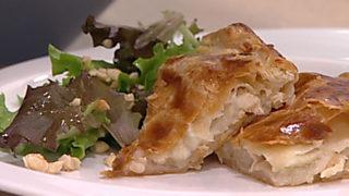 Cocina con Sergio - Ensalada de pollo al queso azul
