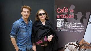 Ficción sonora - En el ensayo de 'Café de Artistas', de Camilo José Cela