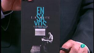 La Aventura del Saber. TVE. Libros recomendados: 'Ensayos'