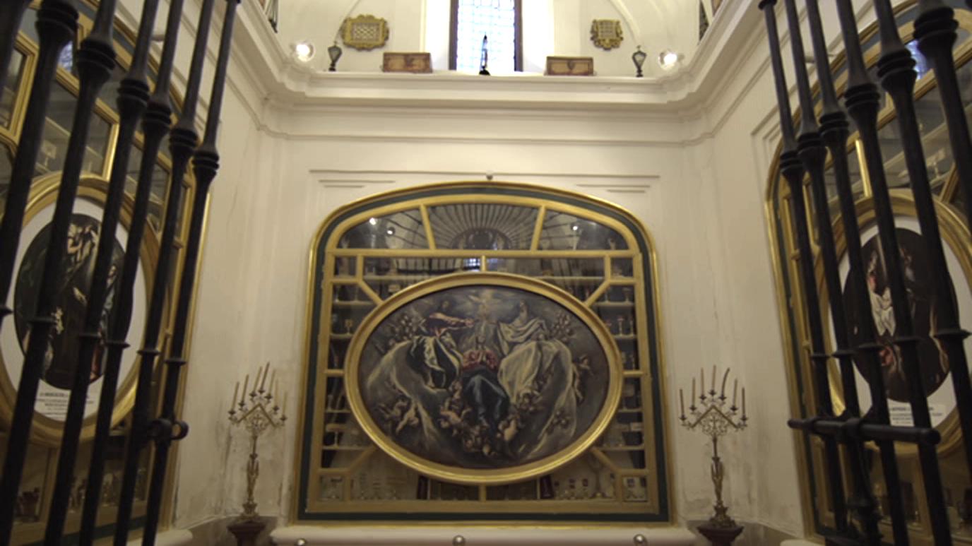 El Greco, alma y luz universales - El entierro del Conde Orgaz