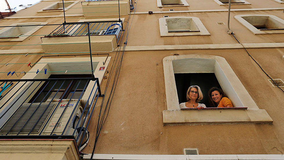 Entre un 10 y un 15% de los alquileres turísticos ilegales de Barcelona podrían formar parte de redes de realquiler