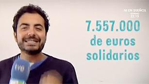 Entre Todos - 'Entre Todos' despide su primera temporada con 530 familias ayudadas
