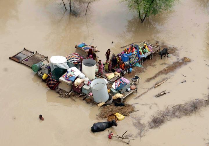 Más de 1.100 muertos y 2,5 millones de afectados por las inundaciones en Pakistán 1281365515906