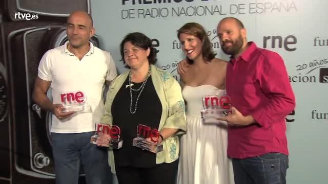 IX Concurso de Cortos RNE - Entrega de premios