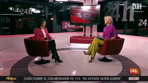 La tarde en 24 horas - Entrevista - 01/12/17