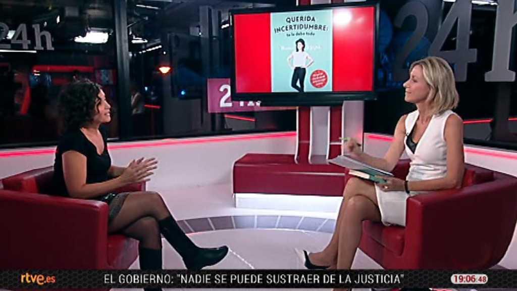 La tarde en 24 horas - Entrevista - 03/11/17