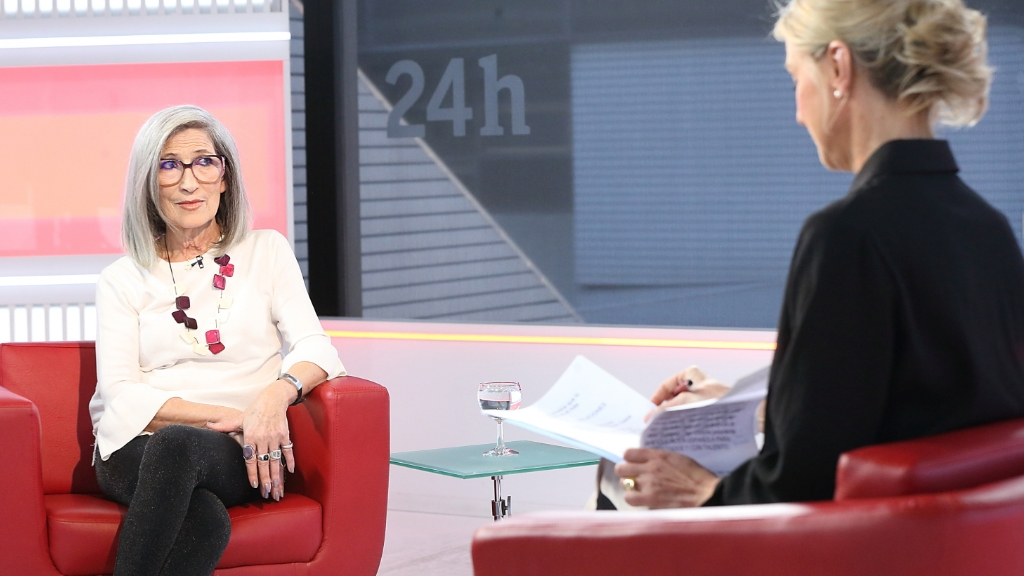 La tarde en 24 horas - Entrevista - 04/04/18