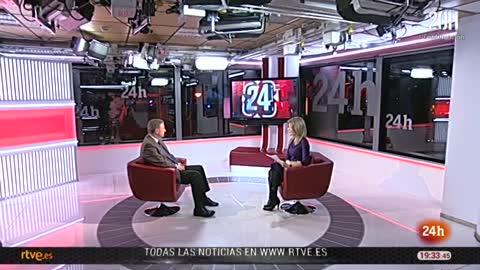 La tarde en 24 horas - Entrevista  - 06/02/18