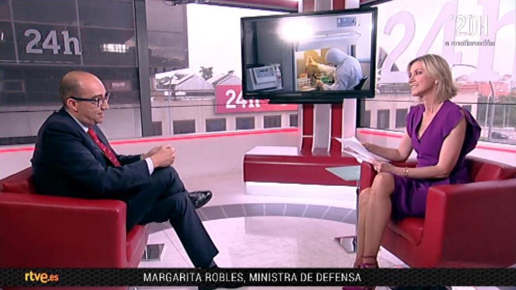 La tarde en 24 horas - Entrevista - 07/06/18