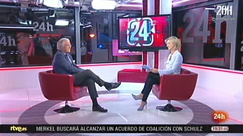 La tarde en 24 horas - Entrevista - 08/01/18