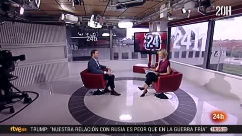 La tarde en 24 horas - Entrevista - 11/04/18