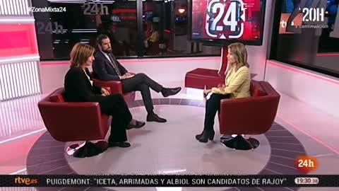 La tarde en 24 horas - Entrevista - 11/12/17