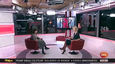 La tarde en 24 horas - Entrevista - 12/01/18
