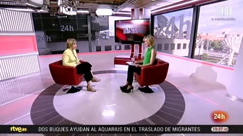 La tarde en 24 horas - Entrevista - 12/06/18