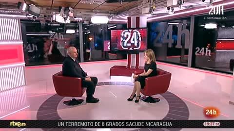 La tarde en 24 horas - Entrevista - 16/01/18