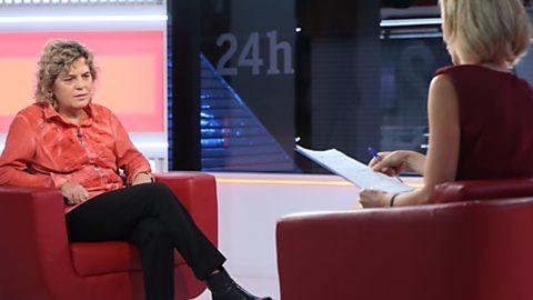La tarde en 24 horas - Entrevista - 18/10/17