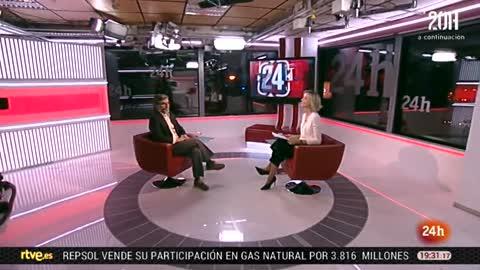 La tarde en 24 horas - Entrevista - 22/02/18