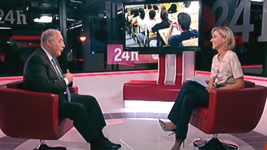 La tarde en 24 horas - Entrevista - 30/11/17
