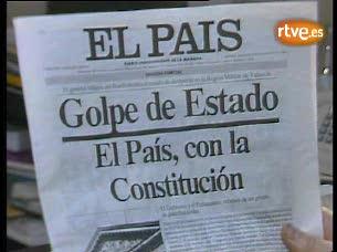 Ver vídeo  'Entrevista a Juan Luis Cebrián el 24-F de 1981'