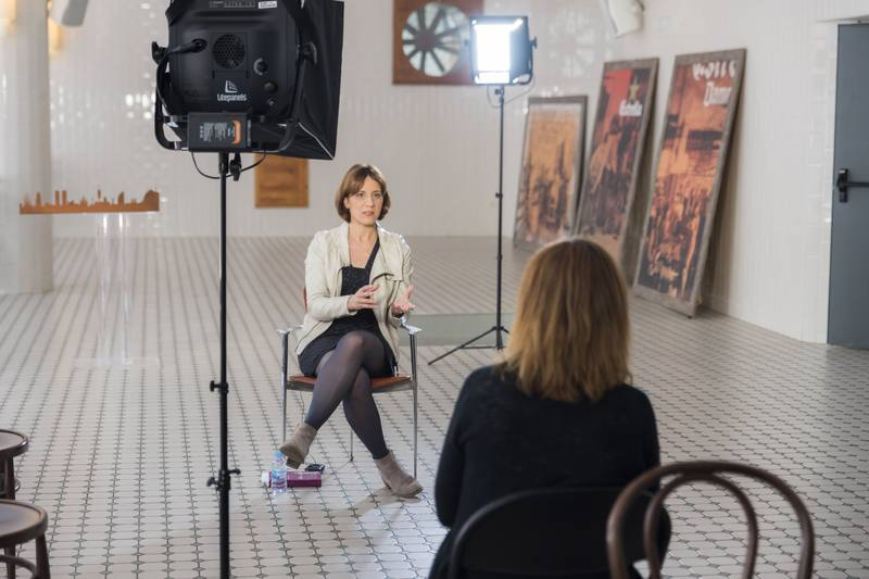 Entrevista amb Saida Palou