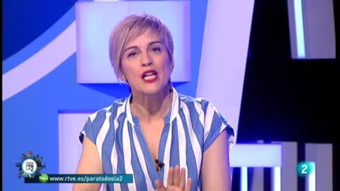 Para todos La 2 - Entrevista a Ángel Madero, responsable de Stop Rumores de Andalucía Acoge