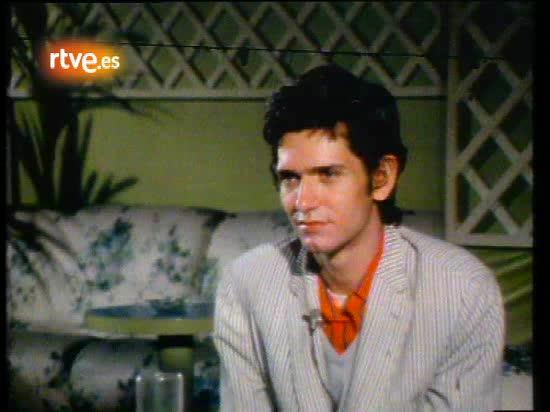 Entrevista a Carlos Berlanga en un 'Popgrama' de 1981 dedicado a la relación entre el cómic y el rock