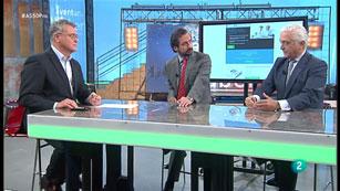 La Aventura del Saber. TVE. Taller de empresa. Entrevista a Carlos Molina, Director General de 50 Pro.
