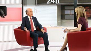 La tarde en 24 horas - Entrevista - 04/05/17